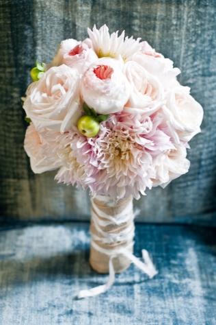 Blush Pink Bridal Bouquet