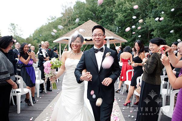 Pom Pom Wedding Toss