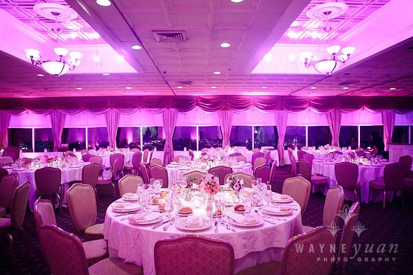 The Woodbury Country Club Ball Room