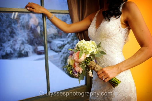 Snowy Weddings