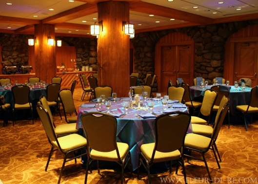 Bear Mountain Inn Banquet Room