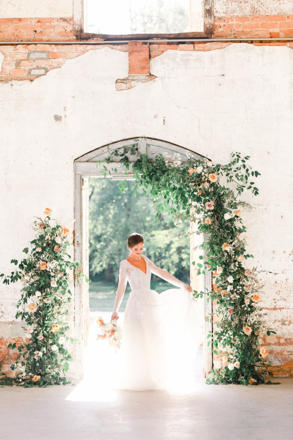 Providence Cotton Mill - Styled Shoot